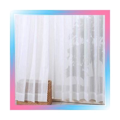 幅100×丈213cm 既製レースカーテン*ビューイックレース 巾100×