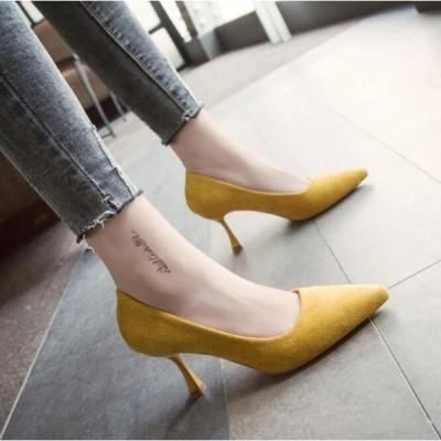パンプス ハイヒール 7cm 仕事の靴  ピンヒール サンダル  スパンコールスパンコール 女性 sexy PUMPS レディース靴 通勤用結婚式2次会