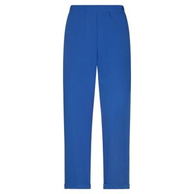 TENSIONE IN パンツ ブライトブルー M ポリエステル 75% / レーヨン 20% / ポリウレタン 5% パンツ