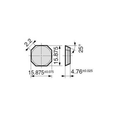チップ SFKN 住友電工ハードメタル SFKN1504AZTN ACZ350 ACZ350