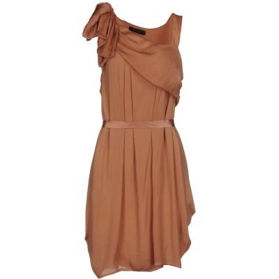 ツインセット シモーナ バルビエリ TWINSET ミニワンピース&ドレス ローズピンク S ポリエステル 100% ミニワンピース&ドレス