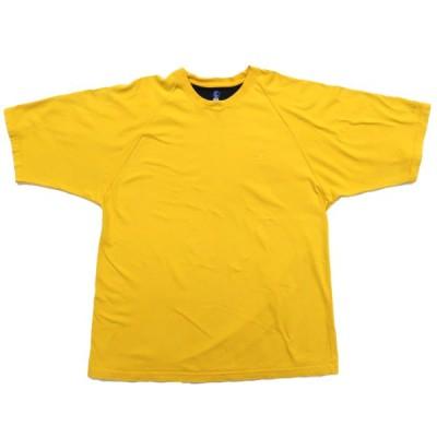 スターター ワンポイントロゴ Tシャツ イエロー サイズ表記:XL