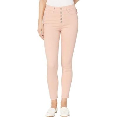 ジョーズジーンズ Joe's Jeans レディース ジーンズ・デニム ボトムス・パンツ Charlie Ankle Exposed Button Fly & Cut Hem Jeans in Petal Petal