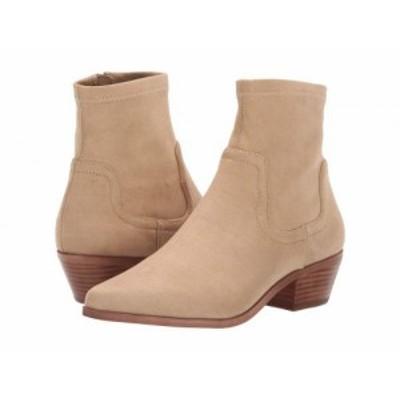 Steve Madden スティーブマデン レディース 女性用 シューズ 靴 ブーツ アンクル ショートブーツ Western Bootie Sand【送料無料】
