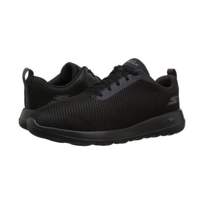 SKECHERS Performance スケッチャーズ メンズ 男性用 シューズ 靴 スニーカー 運動靴 Go Walk Max - 54601 - Black