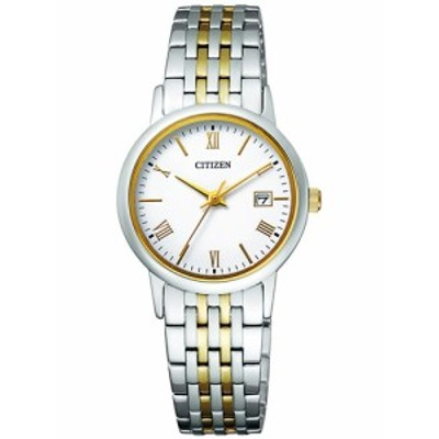 シチズン フォルマ エコドライブ 腕時計 ペアモデル レディース CITIZEN FORMA EW1584-59C