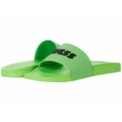 GUESS ゲス メンズ 男性用 シューズ 靴 サンダル Esport Green Multi【送料無料】