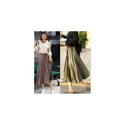 ロングスカート学生風ファクション可愛いスカート