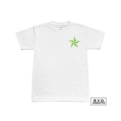 Tシャツ スター R.Y.O.MODESTYLE 半袖