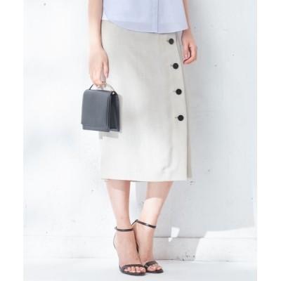 ICB/アイシービー 【浅見れいなさん着用】Fine Weave スカート ベージュ系 6