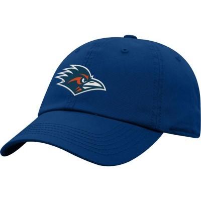 トップオブザワールド Top of the World メンズ キャップ 帽子 UT San Antonio Roadrunners Blue Crew Washed Cotton Adjustable Hat