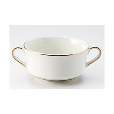 洋陶オープン 洋食器 / ドリーミーグリーン ブイヨン碗 寸法:10 x 5.4cm ・260cc