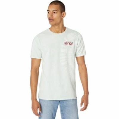 ハーレー Hurley メンズ Tシャツ トップス Washed+ Originals Short Sleeve Tee Light Dew
