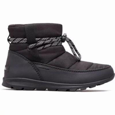 ソレル ブーツ Whitney Short Boots BLACK