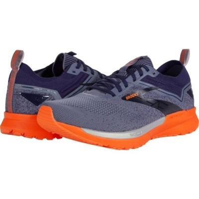ブルックス Brooks メンズ ランニング・ウォーキング シューズ・靴 Ricochet 3 Navy/Grey/Scarlet