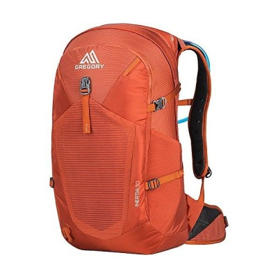 Gregory Mountain Products Men's Inertia 30 Liter Backpack, Ferrous Orange, One Size【並行輸入品】