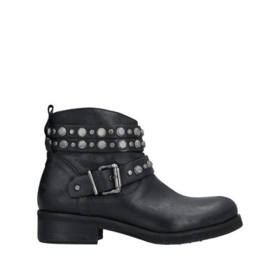 J|D JULIE DEE ジュリーディー ショートブーツ  レディースファッション  レディースシューズ  ブーツ  その他ブーツ ブラック