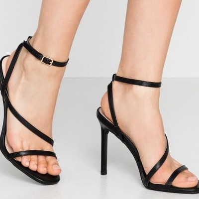 ビーノ レディース サンダル HAMPTON - High heeled sandals - black