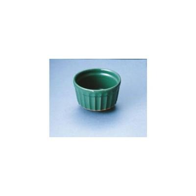 M.STYLE/ミヤザキ食器  ヴァルカーニャ スフレ 13cm VL−013 グリーン