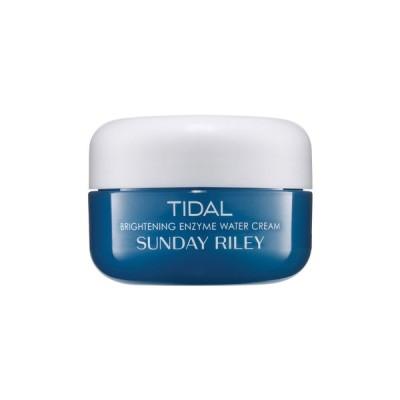 SUNDAY RILEY Tidal Brightening Enzyme Water Cream サンデーライリー タイダルブライトニング酵素クリーム 15g