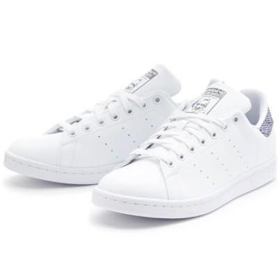アディダス スタンスミス adidas STAN SMITH フットウェアホワイト/フットウェアホワイト/ブルー H04300 日本国内正規品