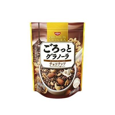 日清シスコ ごろっとグラノーラ チョコナッツ 400g×6袋..