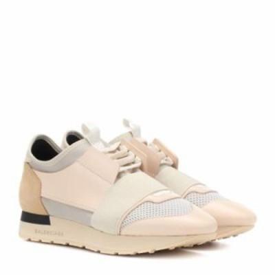 バレンシアガ スニーカー Race Runner sneakers