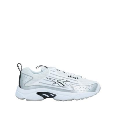 リーボック REEBOK スニーカー&テニスシューズ(ローカット) ホワイト 5.5 紡績繊維 / ゴム スニーカー&テニスシューズ(ローカット)