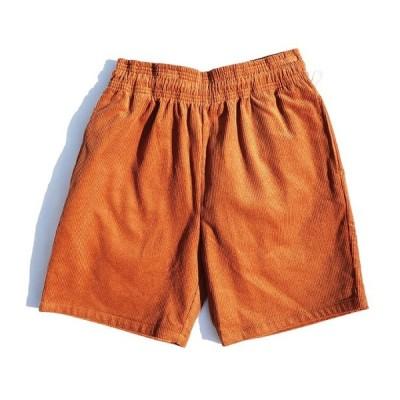 COOKMAN クックマン Chef Short Pants Corduroy / シェフパンツ ショートパンツ ショーツ コーデュロイ イージーパンツ UNISEX ユニセックス