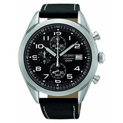 腕時計 セイコー メンズ Seiko Chrono SSB271P1 Mens Chronograph Solid Case