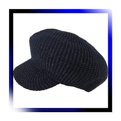 ブラック 6色 キャスケット ストローキャスケット ストローマリ