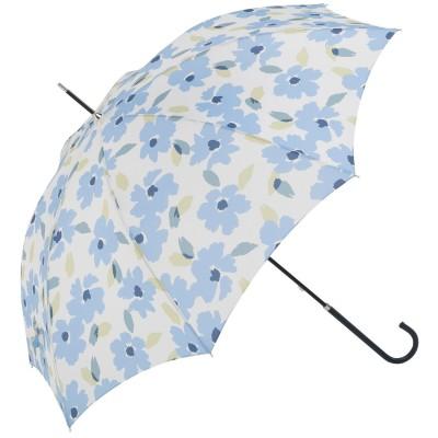 【新色追加しました!!】選べる多柄展開☆軽量大きめが嬉しい雨傘(ビコーズ/because)
