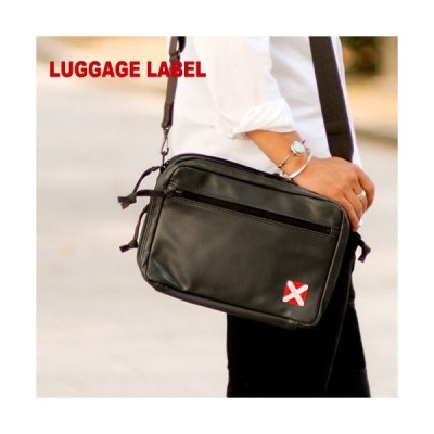 吉田カバン 吉田かばん ショルダー バッグ LUGGAGE LABEL ラゲッジレーベル ライナー LINER 951-09241 メンズ 人気 ギフト 誕生日 送料無料 ラッピング無料