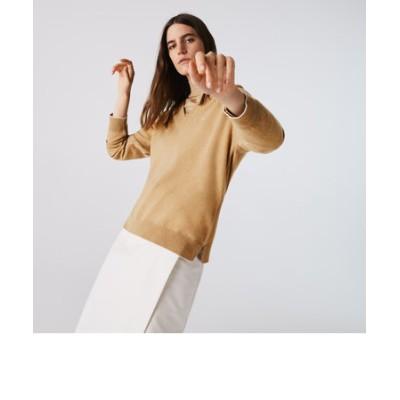ボーイフレンドVネックセーター