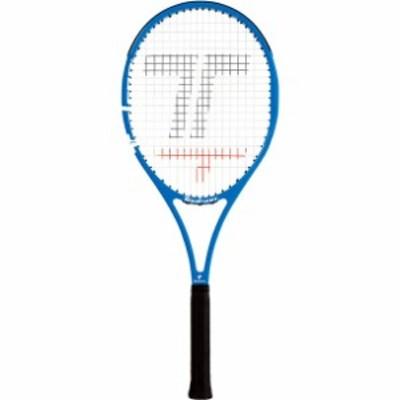 パワースイングラケット400 ブルー toalson(トアルソン) テニスラケット コウシキ (1dr94000)
