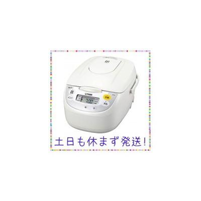 タイガー魔法瓶(TIGER) 炊飯器 ホワイト 5.5合炊き マイコン エコ炊き 調理メニュー付き JBH-G101W
