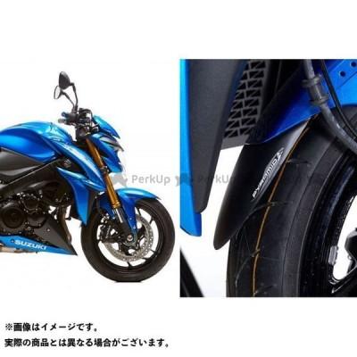 【無料雑誌付き】ピラミッドプラスチック GSX-S1000 Suzuki GSX-S 1000 Extenda Fenda Matte Black …