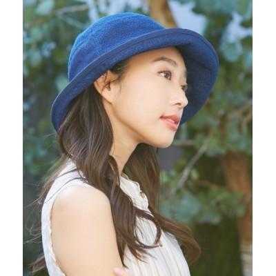 OVERRIDE / 【milsa】風とば~ぬ ドットセーラー WOMEN 帽子 > ハット