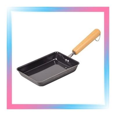 13×20cm 卵焼き 鉄フライパン 13×20cm IH対応 玉子焼き器 鉄職