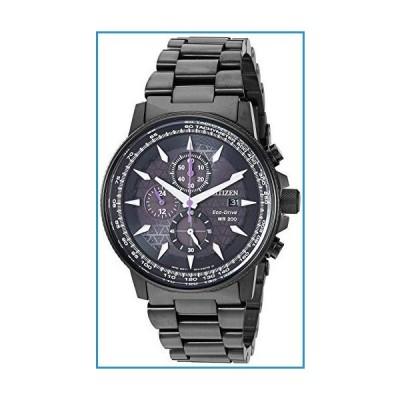 新品【並行輸入品】CITIZEN MARVEL BLACK PANTHER シチズン マーベル ブラックパンサー CA0297-52W 腕時計 メンズ