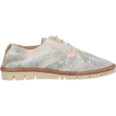 ワトソン&パーカー WATSON & PARKER メンズ 革靴・ビジネスシューズ シューズ・靴 Laced Shoes Light grey