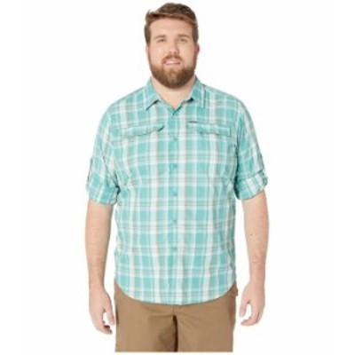 コロンビア メンズ シャツ トップス Big and Tall Silver Ridge 2.0 Plaid Long Sleeve Shirt Copper Ore Plaid