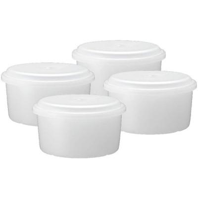 【4個入り1袋】ドウシシャ 製氷カップ M【4個入り1袋】
