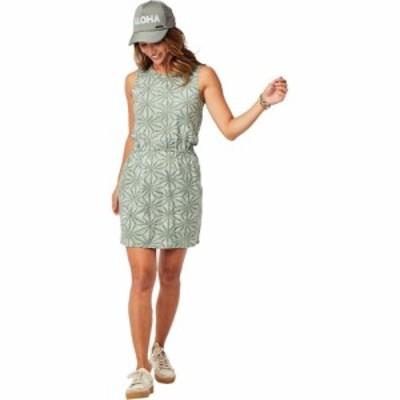 カーヴデザイン Carve Designs レディース ワンピース ワンピース・ドレス Camila Dress Moss Makai