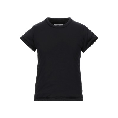 メゾン マルジェラ MAISON MARGIELA T シャツ ブラック XS コットン 100% T シャツ