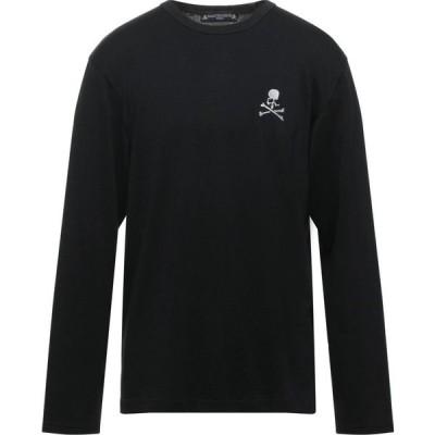 マスターマインド MASTERMIND WORLD メンズ Tシャツ トップス T-Shirt Black