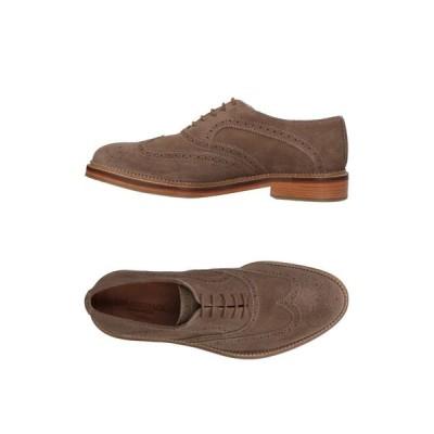ランバージャック LUMBERJACK メンズ シューズ・靴 laced shoes Beige