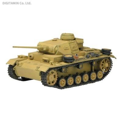 プラッツ 1/35 III号戦車J型 黒森峰女学園 ガールズ&パンツァー プラモデル GP-50 (ZS71127)