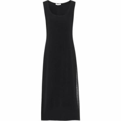 ザ ロウ The Row レディース ワンピース ミドル丈 ワンピース・ドレス Partefo Cotton Midi Dress Black