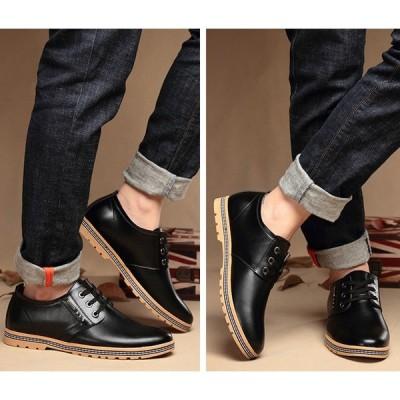 紳士靴 メンズ オックスフォードシューズ 革靴 カジュアルシューズ ビジネスシューズ 裏起毛 靴 歩きやすい 仕事用 卒業式 就活 新生活
